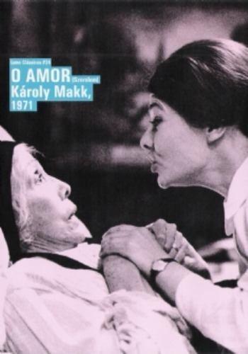 dvd original do filme o amor (károly makk)