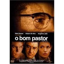 dvd original do filme o bom pastor ( matt damon)