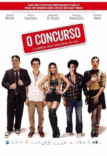 dvd original do filme o concurso
