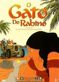 dvd original do filme o gato rabino