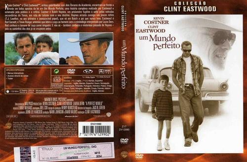 dvd original do filme o mundo perfeito