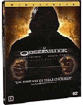 dvd original do filme o observador ( keanu reeves)