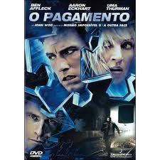 dvd original do filme o pagamento ( ben affleck)