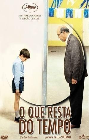 dvd original do filme o que resta do tempo (elia suleiman)