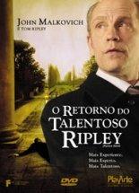 dvd original do filme o retorno do talentoso ripley