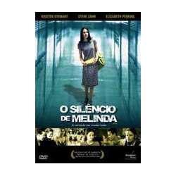 dvd original do filme o silêncio de melinda -kristen stewart