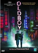 dvd original do filme oldboy (de chan-wook park)