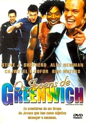 dvd original do filme os jovens de greenwich