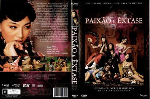 dvd original do filme paixão e êxtase