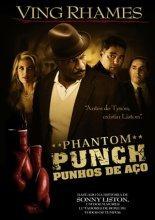 dvd original do filme phantom punch - punhos de aço