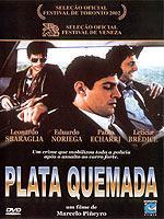dvd original do filme plata quemada(gls)