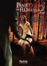 dvd original do filme pânico na floresta 2