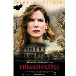 dvd original do filme premonições (premonition)