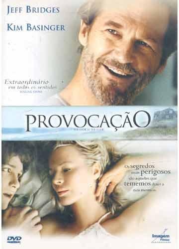 dvd original do filme provocação