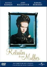 dvd original do filme retratos de uma mulher (nicole kidman)