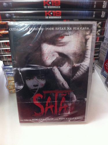 dvd original do filme satã (vincent cassel) lacrado
