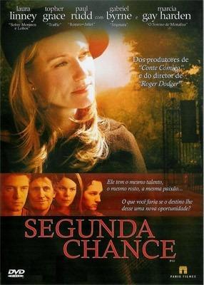 dvd original do filme segunda chance (paul rudd)