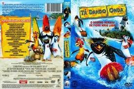 dvd original do filme tá dando onda