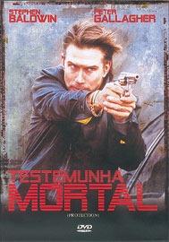 dvd original do filme testemunha mortal (stephen baldwin)