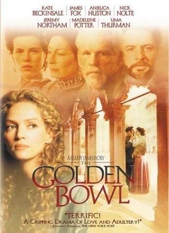 dvd original do filme the golden bowl