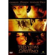 dvd original do filme três vidas um destino - penélope cruz