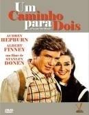 dvd original do filme um caminho para dois (audrey hepburn)