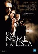 dvd original do filme um nome na lista (christopher walken)