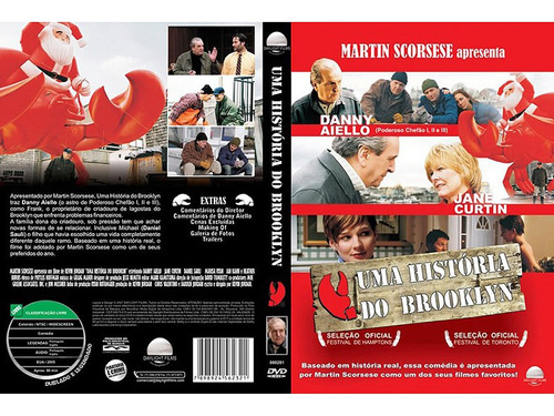 dvd original do filme uma história do brooklyn