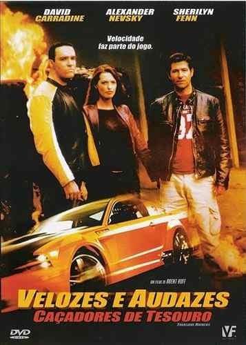 dvd original do filme  velozes e audazes