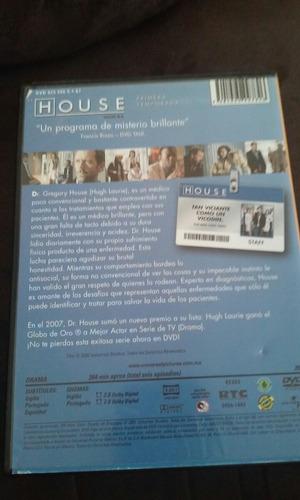 dvd original doctor house