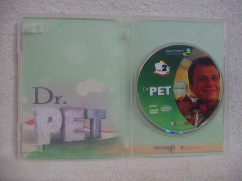 dvd original dr. pet- volume 2