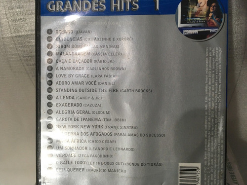 dvd original - dvdoke - grande hits 1