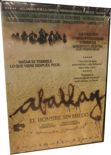 dvd original el hombre sin miedo audio español v+