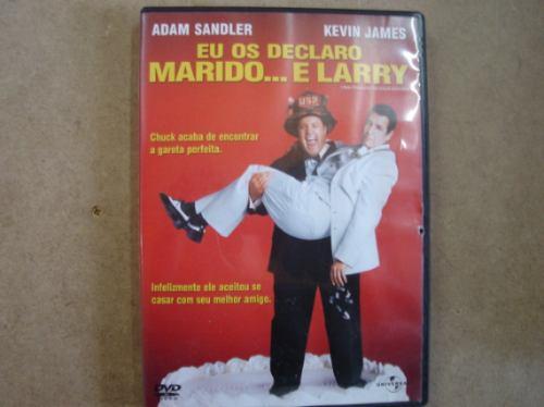 dvd original eu os declaro marido e larry