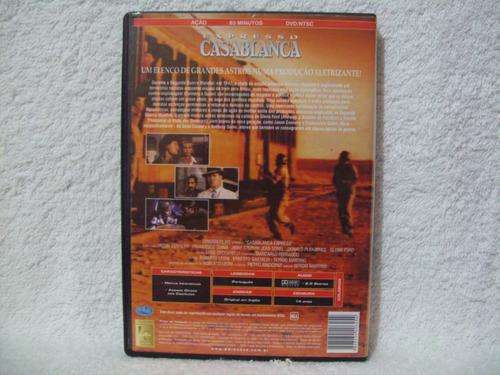 dvd original expresso casablanca