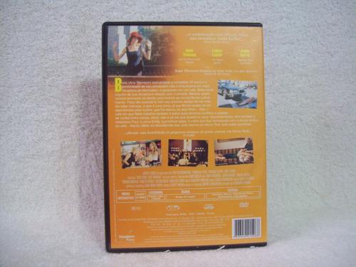 dvd original fast food, fast women- uma comédia novaiorquina