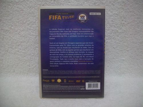 dvd original fifa fever