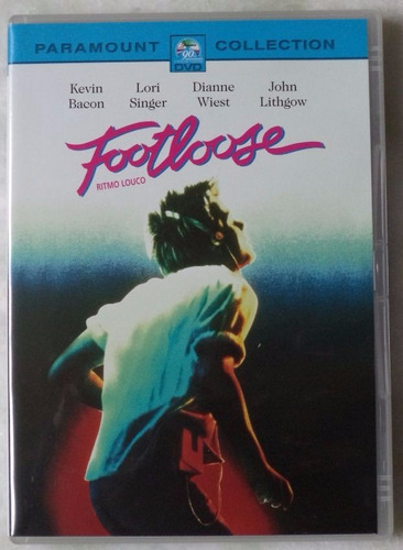 dvd original footlose