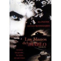 dvd original: frailty las manos del diablo - terror suspe