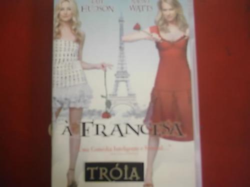 dvd original   à francesa
