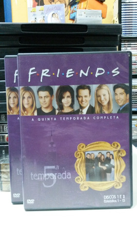 dvd original friends - a 5 temporada completa