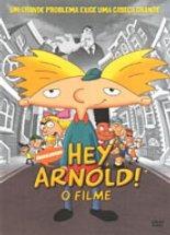 dvd original hey arnold - o filme
