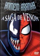 dvd original homem aranha - a saga de venom