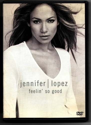 dvd original jennifer lopez feelin' so good
