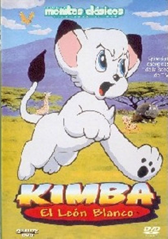 Resultado de imagen para Kimba, el león blanco