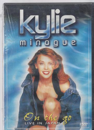 dvd original kylie minogue (cx 13) ok