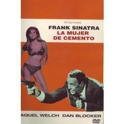 dvd original: la mujer de cemento clasico 1968 raquel welch