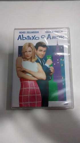 dvd original lacrado abaixo o amor frete r$ 10