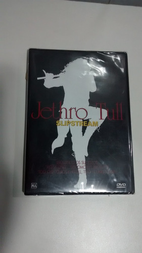dvd original lacrado jethro tull slipstream frete r$ 10