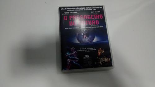 dvd original lacrado o passageiro do futuro frete r$ 10
